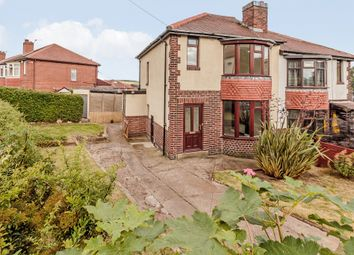 Thumbnail 3 bed semi-detached house for sale in Rippon Crescent, Sheffield
