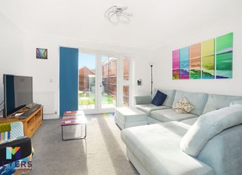 Thumbnail 2 bed end terrace house for sale in Mannock Way, Poole