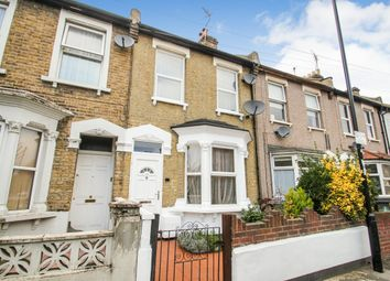 Thumbnail 4 bed terraced house for sale in Napier Road, Leytonstone, London