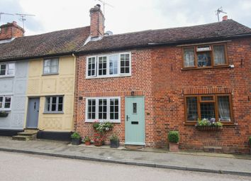 Thumbnail 3 bed terraced house for sale in Bolford Street, Thaxted, Dunmow