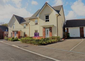 Thumbnail 4 bed detached house for sale in Chapel Walk, Penygarn Pontypool Torfaen