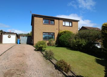 Thumbnail 2 bed semi-detached house for sale in Prestonhall Avenue, Markinch, Glenrothes