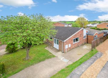 Thumbnail 3 bedroom semi-detached bungalow for sale in Cabot Close, Rothwell