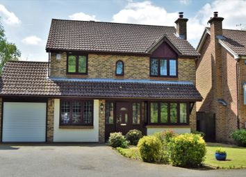 Thumbnail 4 bed detached house for sale in Roman Close, Chatham