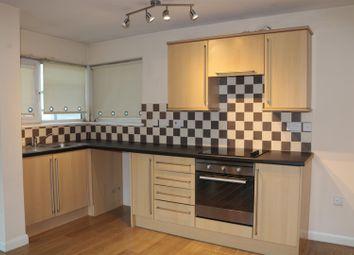 Thumbnail 2 bed flat for sale in Dyffryn Court, Abercarn, Newport