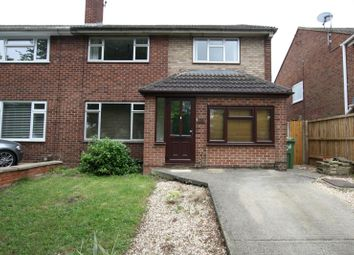 Thumbnail 4 bedroom semi-detached house to rent in Robert Burns Avenue, Cheltenham