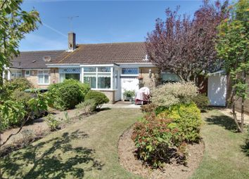 Thumbnail 2 bedroom bungalow for sale in Newtimber Avenue, Goring By Sea, Worthing, West Sussex