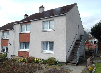 Thumbnail 2 bed flat for sale in Langlee Road, Galashiels