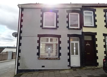 Thumbnail 3 bed end terrace house to rent in West Street, Bargoed