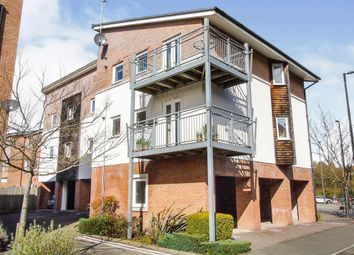 Thumbnail 2 bed flat for sale in Burford Gardens, The Bay, Cardiff