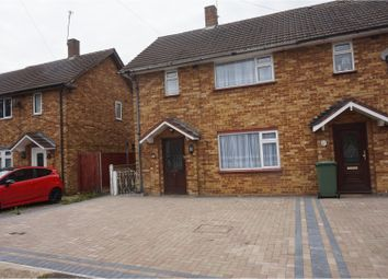 Thumbnail End terrace house to rent in Quennell Way, Brentwood
