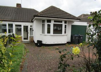Thumbnail 2 bed semi-detached bungalow to rent in Heathland Avenue, Hodge Hill, Birmingham