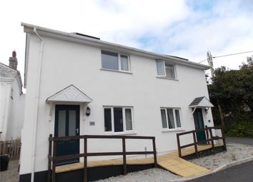 Thumbnail 2 bed semi-detached house for sale in Trefrew Road, Camelford, Cornwall