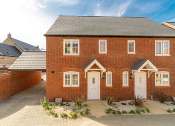 Thumbnail 3 bed end terrace house to rent in Wetherby Road, Bicester
