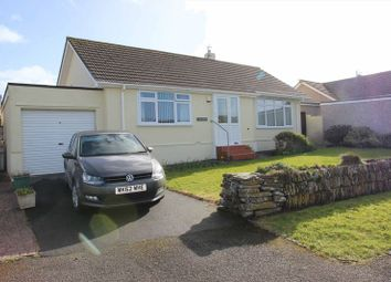 Thumbnail 2 bed detached bungalow for sale in Veor Road, Newquay
