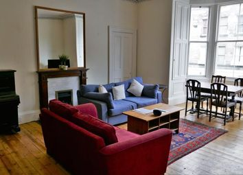 Thumbnail 5 bed flat to rent in Bernard Terrace, Newington, Edinburgh