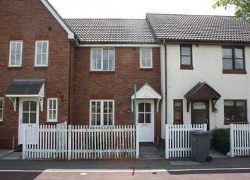 Thumbnail 2 bed terraced house to rent in Baden Powell Walk, Kesgrave, Ipswich