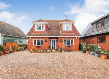 Thumbnail 4 bed detached house for sale in Tinnocks Lane, St. Lawrence, Southminster