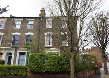 Thumbnail 4 bed end terrace house for sale in Groombridge Road, London