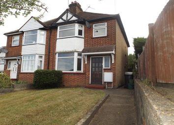 Thumbnail 3 bed semi-detached house to rent in Belswains Lane, Hemel Hempstead