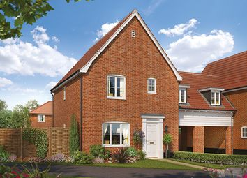 Thumbnail 3 bed link-detached house for sale in Robinson Road, Brightlingsea