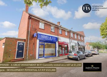 Thumbnail 2 bed flat for sale in Whittington Way, Pinner