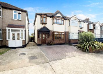 3 bed semi-detached house for sale in Chester Avenue, Cranham, Upminster RM14