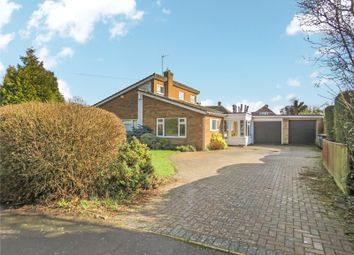 Thumbnail 4 bed detached house to rent in Priors Road, Hemingford Grey, Huntingdon, Cambridgeshire