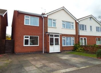 Thumbnail 5 bed property to rent in Kirkstone Drive, Loughborough