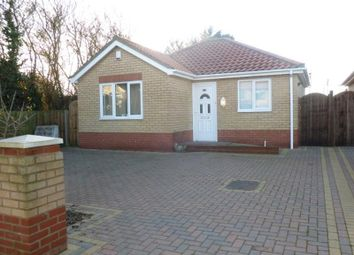 Thumbnail 2 bed bungalow to rent in Hall Lane, Dovercourt, Essex
