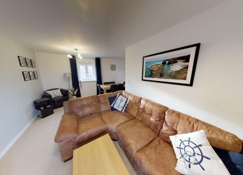 Thumbnail 2 bedroom terraced house for sale in Walsingham Place, Exeter