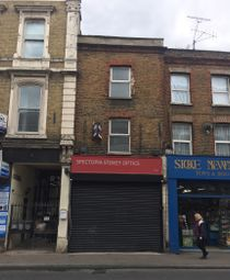Thumbnail Studio for sale in Stoke Newington High Street, Stoke Newington, London