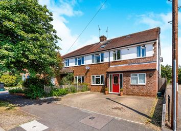 Thumbnail 4 bedroom semi-detached house for sale in Pondfield Crescent, St. Albans