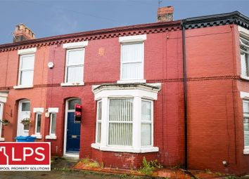 Thumbnail 3 bed terraced house to rent in Fulwood Road, Aigburth, Aigburth