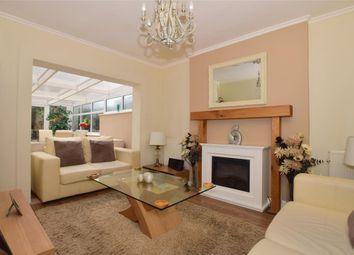 Thumbnail 2 bedroom semi-detached bungalow for sale in Beechcroft Avenue, Barnehurst, Kent