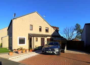 Thumbnail 2 bedroom semi-detached house for sale in Langdykes Drive, Cove Bay, Aberdeen