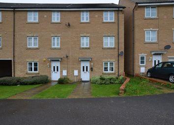 Thumbnail 1 bed flat to rent in Hargate Way, Hampton Hargate, Peterborough