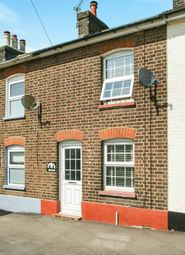 Thumbnail 2 bedroom terraced house for sale in Front Street, Slip End, Luton