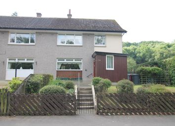 Thumbnail 3 bed semi-detached house for sale in Riverside Road, Kirkfieldbank, Lanark