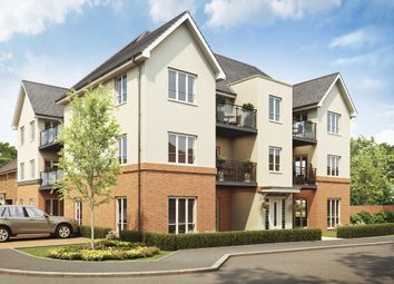 "Thumbnail 1 bedroom flat for sale in ""Ash Court"" at Lady Margaret Road, Ifield, Crawley"