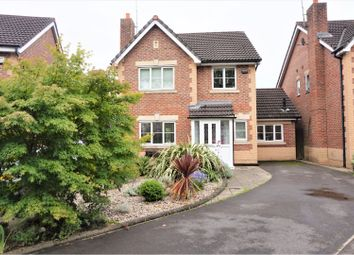 Thumbnail 4 bed detached house for sale in Degas Close, Salford