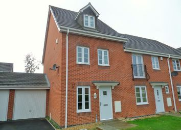 Thumbnail 3 bed property to rent in Phoenix Place, Great Sankey, Warrington