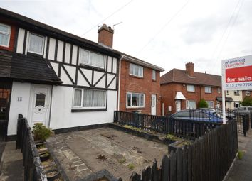 2 bed terraced house for sale in Sissons Grove, Leeds, West Yorkshire LS10