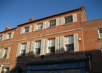Thumbnail 1 bed flat to rent in Bridge Street, Left Bank, Hereford