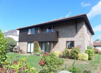 Thumbnail 2 bedroom flat for sale in St. Davids Road, Penrhyn Bay, Llandudno
