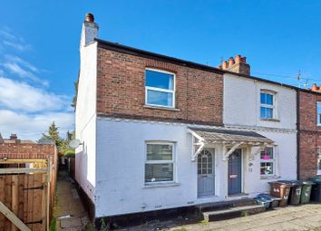 Thumbnail 2 bed end terrace house for sale in Arthur Road, St. Albans, Hertfordshire