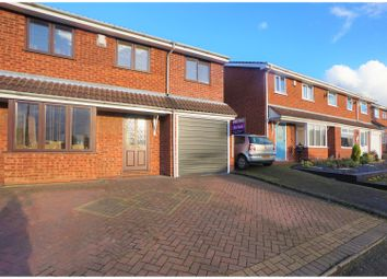 Thumbnail 4 bedroom semi-detached house for sale in Sykesmoor, Tamworth
