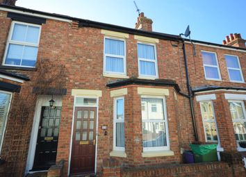 Thumbnail 3 bed terraced house to rent in Richmond Street, Cheriton, Folkestone
