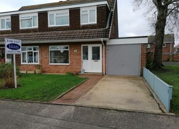 3 bed semi-detached house for sale in Anson Close, Mudeford BH23