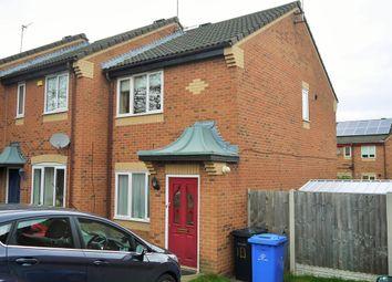 Thumbnail 2 bedroom semi-detached house for sale in Little Meadow Road, Chellaston, Derby
